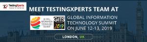 TestingXperts at Global Information Technology Summit