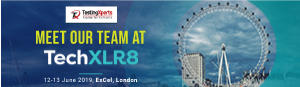 TestingXperts at TechXLR8, London 2019