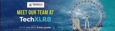 TechXLR8, Excel London, UK (June 12-13, 2019)