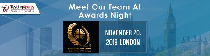 European Software Testing Awards Night