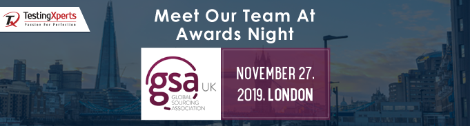 GSA UK Awards Night