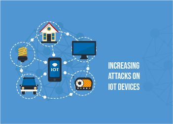Increasing Attacks on IoT Devices