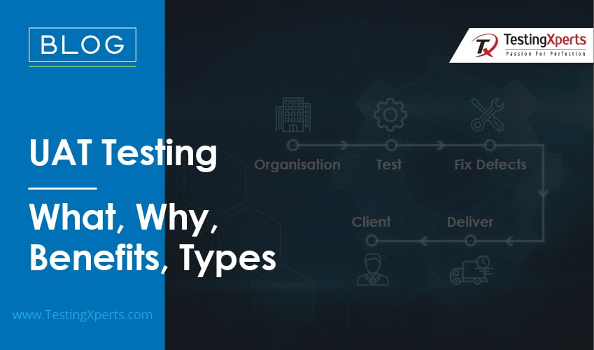UAT Testing – What, Why, Benefits, Types