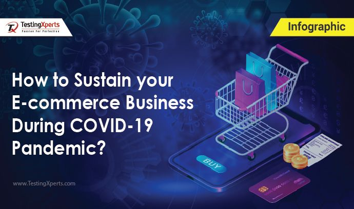 How to Sustain your E-commerce Business During COVID-19 Pandemic?