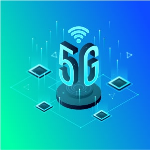 digital transformation trends - 5g
