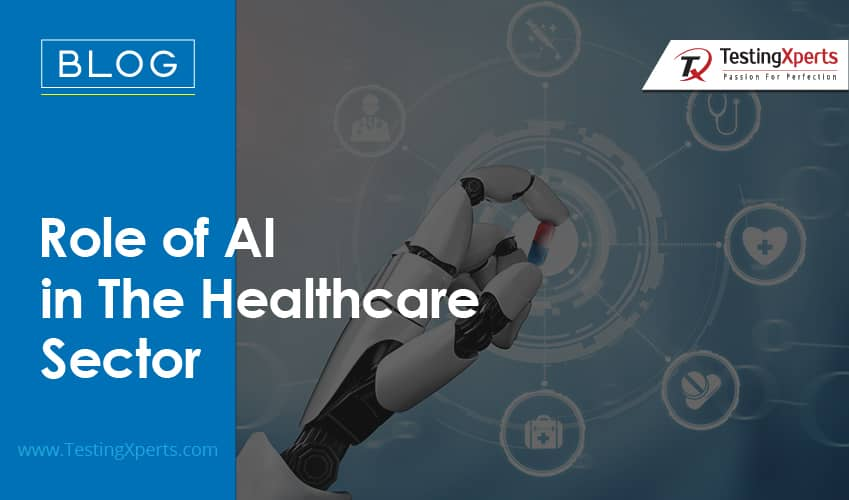 Role of AI in The Healthcare Sector