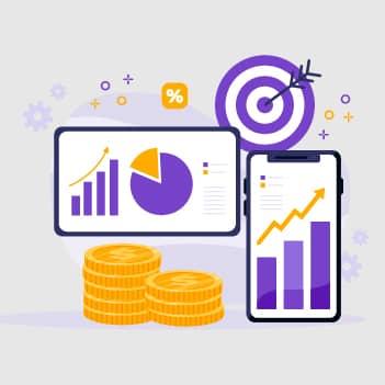 Link software testing metrics