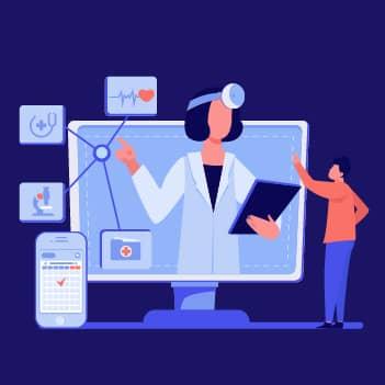 Healthcare app performance testing